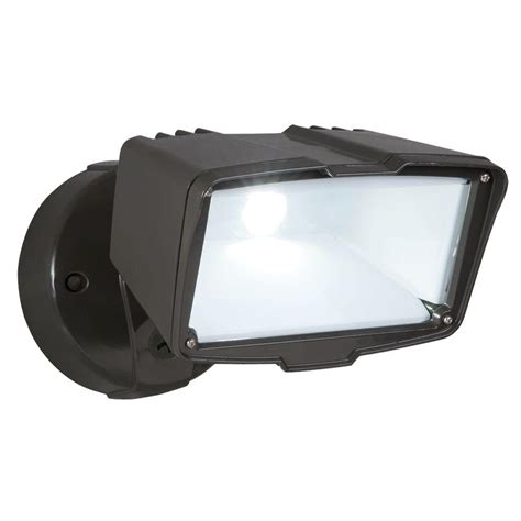 defiant  degree white led motion outdoor security light dfi  wh  home depot