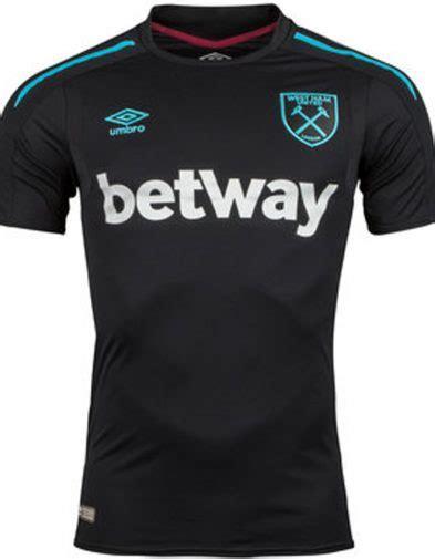 jersey west ham united away 2017 2018 terbaru rumah jersey