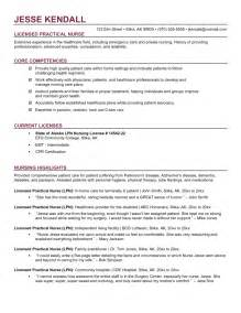 exle of licensed practical resume psychiatric nursing resume sales nursing lewesmr