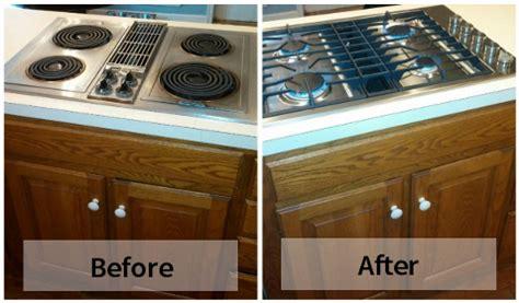 replacing  downdraft range  center downdraft cooktop  downdraft appliances debbies blog