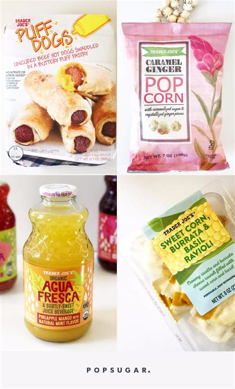 Just so you know, if you click on a product on roastycoffee.com and named after its founder joe coulombe, trader joe's has been impacting the american shopping. Best New Trader Joe's Products 2017 | POPSUGAR Food