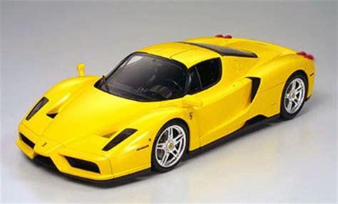 Le migliori offerte per enzo ferrari tamiya 1:12 sono su ebay ✓ confronta prezzi e caratteristiche di prodotti nuovi e usati tamiya ferrari 312t4 1/12 big scala auto rosso plastica modello inutilizzato. Tamiya 24301 Enzo Ferrari Yellow Kit 1/24