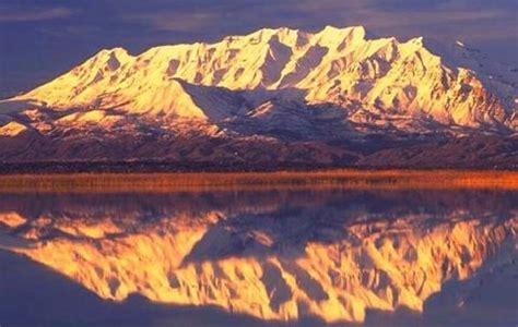Mount Timpanogos, Utah County, Utah - mount timpanogos and ...
