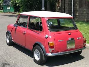 1972 Mini Innocenti Cooper S 1300 Cc Engine Original