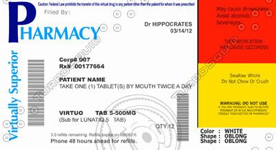 pill bottle label template pill bottle labels printable pictures to pin on pinsdaddy