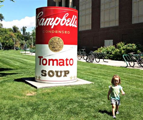 Souped Up: 12 Larger Than Life Campbell's Soup Cans | Urbanist