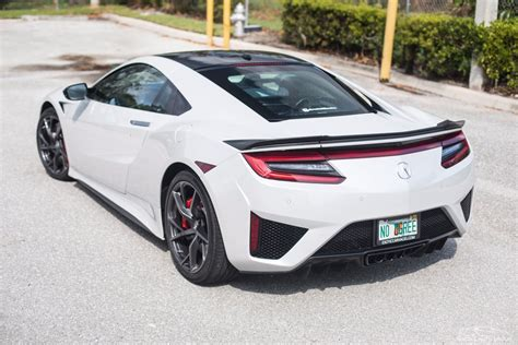 Acura Nsx For Sale In by Casino White Acura Nsx For Sale In South Florida