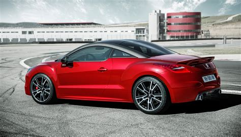 peugeot usa cars peugeot rules out second generation rcz
