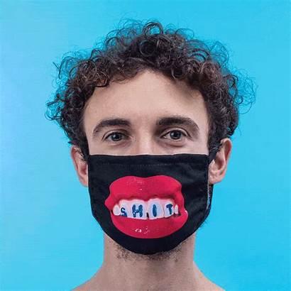 Face Masks Designer Seletti Mask Cool Luxury