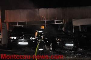 Garage Montceau Les Mines : feux de cette nuit montceau les mines et sanvignes suite montceau news l 39 information de ~ Medecine-chirurgie-esthetiques.com Avis de Voitures