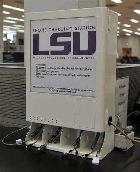 lsu union help desk charging stations for mobile devices lsu overview grok