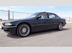 Oxfordgruen II Metallic 430 – The BMW E38 7 Series Registry