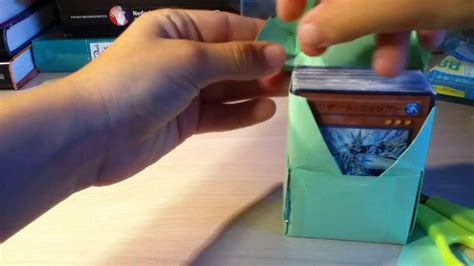 This app is not a dueling system and will not allow you to duel. Yugioh how to make a good and easy deckbox - YouTube