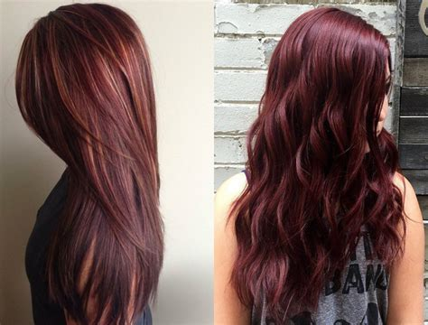 ultimate guide  red hair color shades