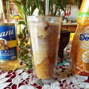 Sugar free and keto starbucks drinks. Skinny White Chocolate Caramel Iced Coffee | Recipe | Caramel iced coffee recipe, Ice coffee ...