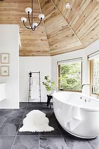 7, Grey, Bathroom, Floor, Tile, Ideas, That, Are, Sure, To, Inspire