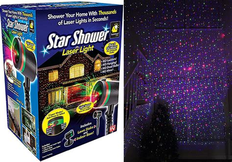walgreens christmas lights projector 19 98 reg 40 star shower laser lights projector today