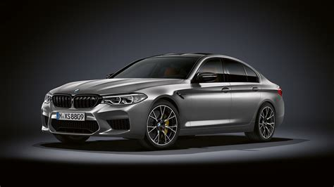 2019 Bmw M5 Competition Wallpapers & Hd Images Wsupercars
