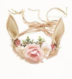 serre tete feerique accessoires cheveux pinterest With chambre bébé design avec serre tete couronne de fleurs