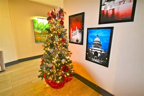 90 best images about lobby christmas trees on pinterest