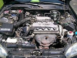 92 Accord Engine Bay  92  Free Engine Image For User