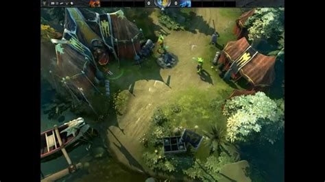 dota 2 gameplay with with amd radeon hd 7770 and intel 2 q6600 youtube