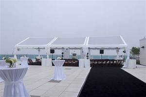 20′ Clear Gable Frame Tent – Professional Party Rentals