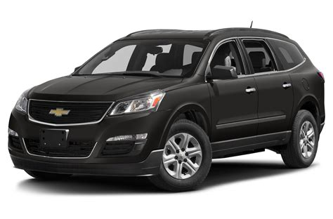New Chevrolet Suv by 2017 Chevrolet Traverse Price Photos Reviews Features
