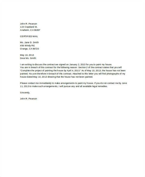 letter  termination template   sample
