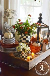 kitchen table decorating ideas pictures fall kitchen table centerpiece stonegable