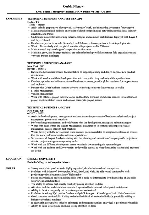 Technical Skills On Resume by 10 Technical Skills On A Resume Sle