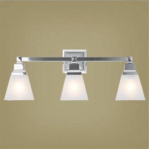 livex 3 light mission bathroom vanity lighting fixture