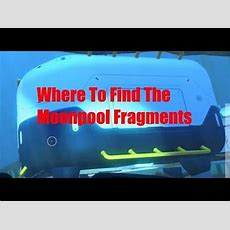 Where To Find Moonpool Fragments In Subnautica  Youtube