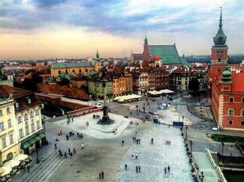 Experiencia Erasmus en Varsovia Polonia por Sarah