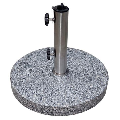 peros 25kg granite umbrella base bunnings warehouse