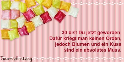 Lll 🥇 Sprüche Zum 30. Geburtstag