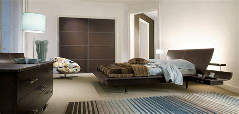 vanity bed with nightstands roche bobois