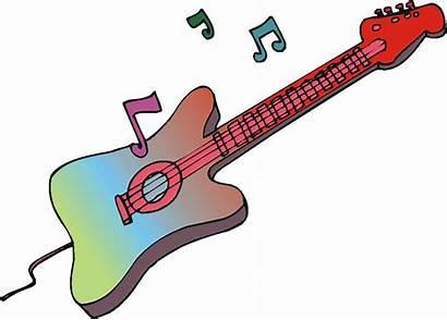 Rock Clip Roll Guitar Clipart Guitars Panda