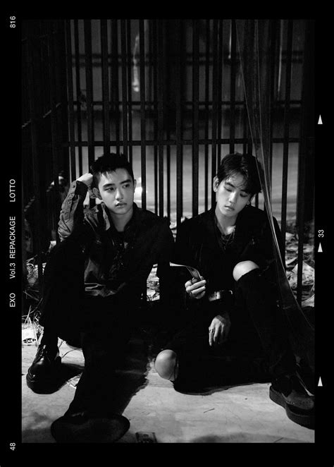 exo lotto update exo shares more teasers for upcoming return with