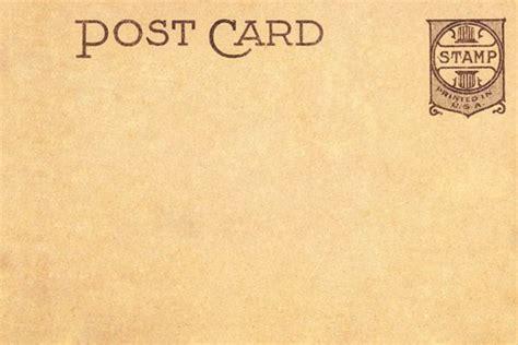 Vintage Postcard Template Vintage Backgrounds Free Vintage Postcard Templates Vintage Postcard