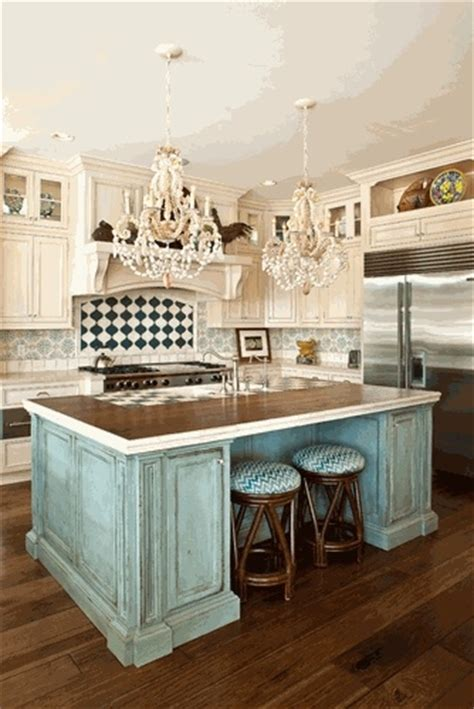Shabby Chic Kitchen Pictures, Photos, And Images For