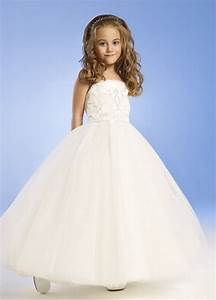 wedding dresses for little girls With little girls dresses for wedding