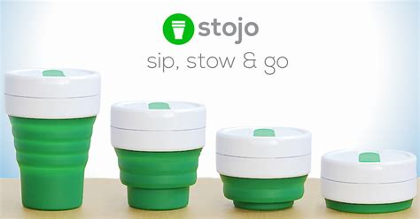Stojo Biggie: Collapsible Leak-Proof Coffee Cup | Indiegogo