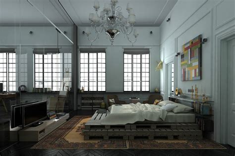 Loft 8 Home Interior : 3 Distinctly Themed Apartments Under 800 Square Feet With
