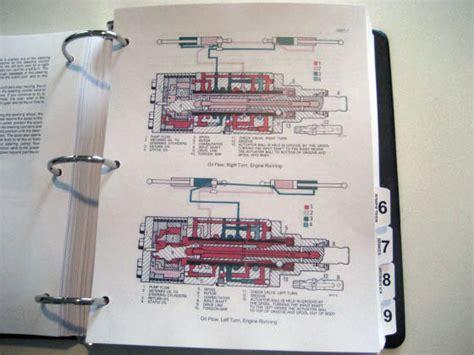 580e 580se 580 e loader backhoe service manual