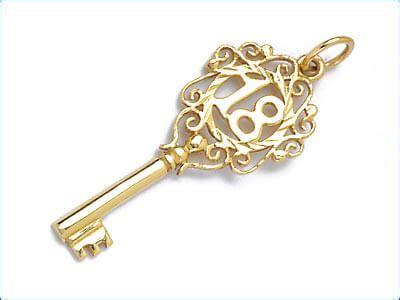 cheap  birthday gift  key pendant buy medium