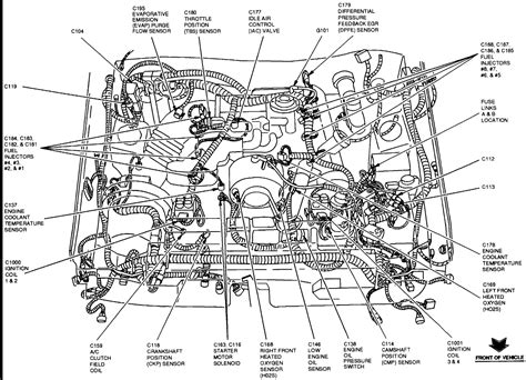 1996 Ford Mustang Starter Wiring Diagram by 1996 Ford Mustang Gt Issue The Electric Fan Was Not