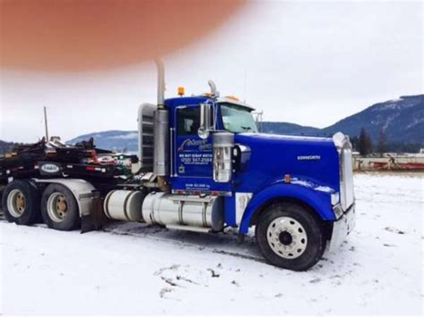w900 kenworth trucks for sale canada 2001 kenworth w900 highway truck for sale vehicles from