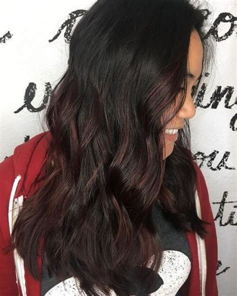 Burgundy Hairstyles by 60 Gorgeous Burgundy Hairstyles That You