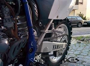 Passenger Pegs Yamaha Wr250f And Wr450f  2003-2006